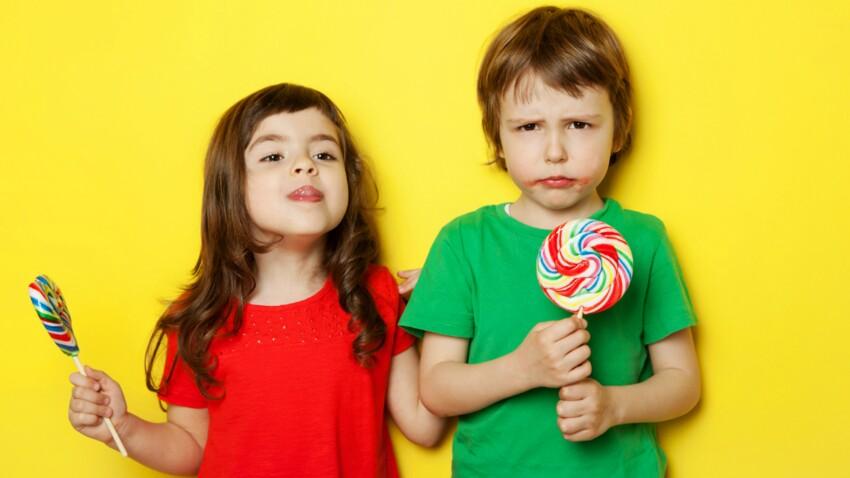 Récompenser les enfants avec des sucreries n'est pas sans risque