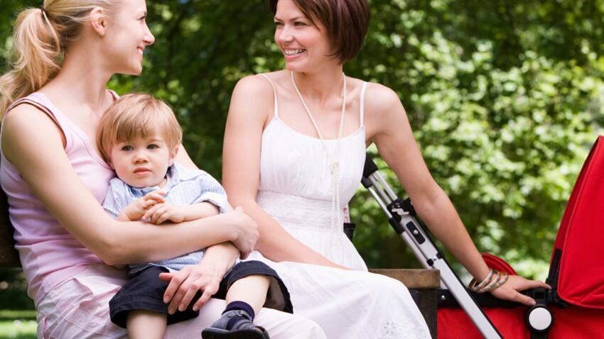 Un nouveau réseau social pour les mamans du même quartier