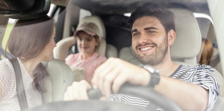 Sécurité routière : les parents sont loin d'être exemplaires pour leurs enfants