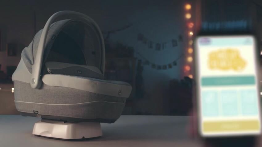 Renault lance un simulateur de voiture pour endormir les bébés