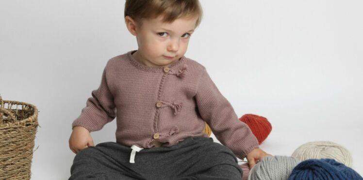 Mamy Factory tricote pour les petits !
