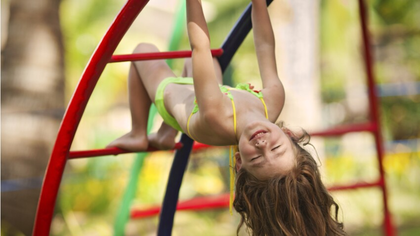 Etre sportif, ça se décide dès l'enfance !