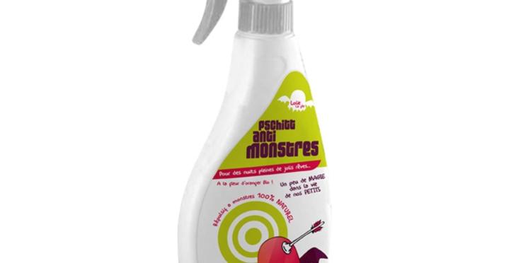 Un spray pour éloigner les monstres