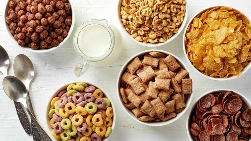Trop de sucre dans les céréales pour enfants : quelles marques s'en sortent le mieux ?