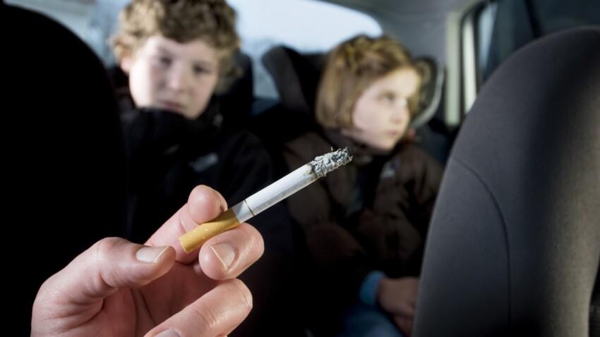 Le tabagisme passif chez les enfants augmenterait le risque d'obésité