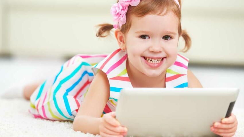 Numérique en maternelle : bientôt des tablettes pour les tout-petits ?