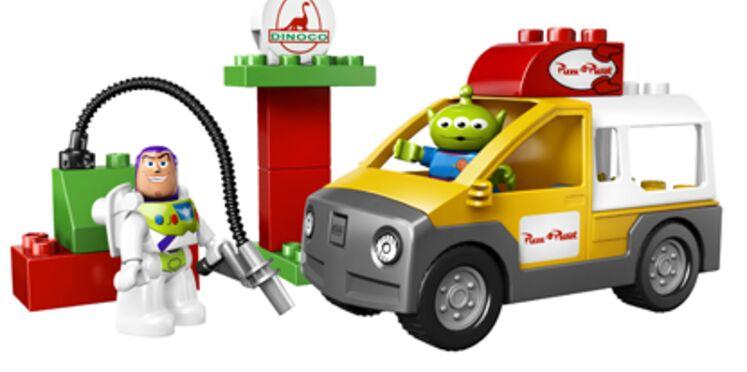 Toy Story débarque dans l'univers Lego