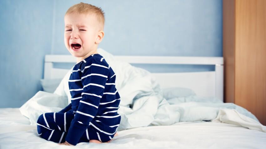 Les troubles du sommeil chez l'enfant pourraient être liés à la mère