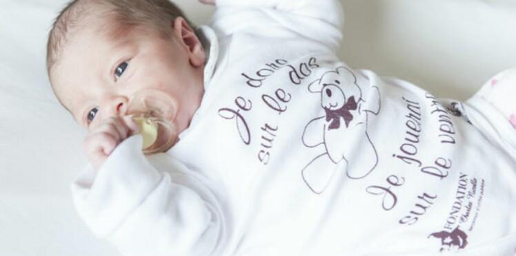 Un body contre la mort subite du nourrisson