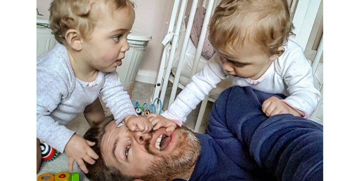Un papa de quatre filles dévoile les dessous de son quotidien en photos
