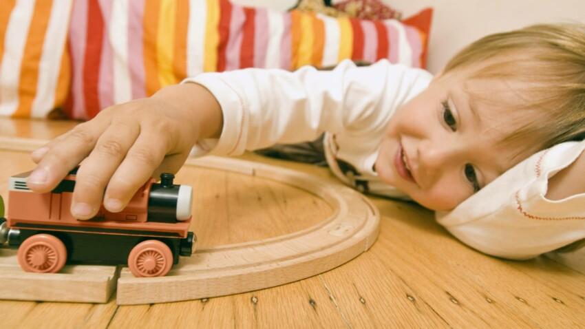 Enfants handicapés : des jouets pensés pour eux