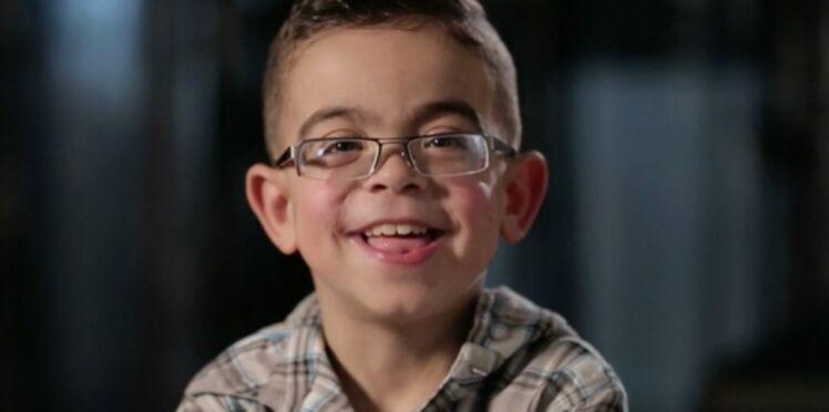VIDÉO. Le témoignage bouleversant du petit Imad, 8 ans, greffé d'un rein