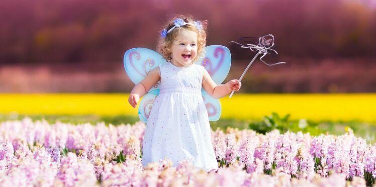 Et si je donnais à ma fille un prénom de fée ?