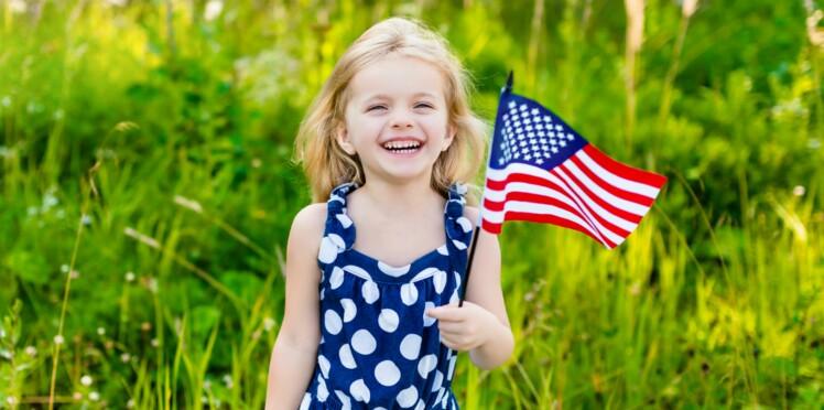 Le top 10 des prénoms américains pour filles