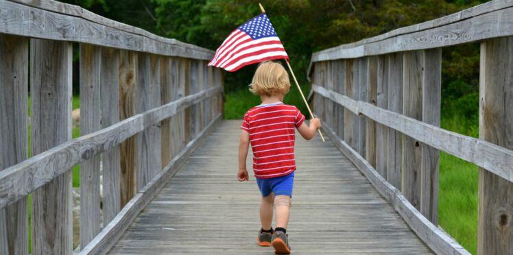 Le top 10 des prénoms américains pour garçons