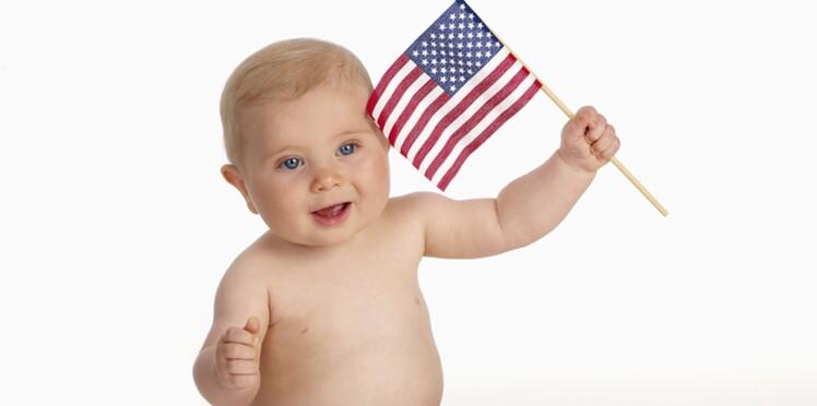 Prénoms américains : nos préférés