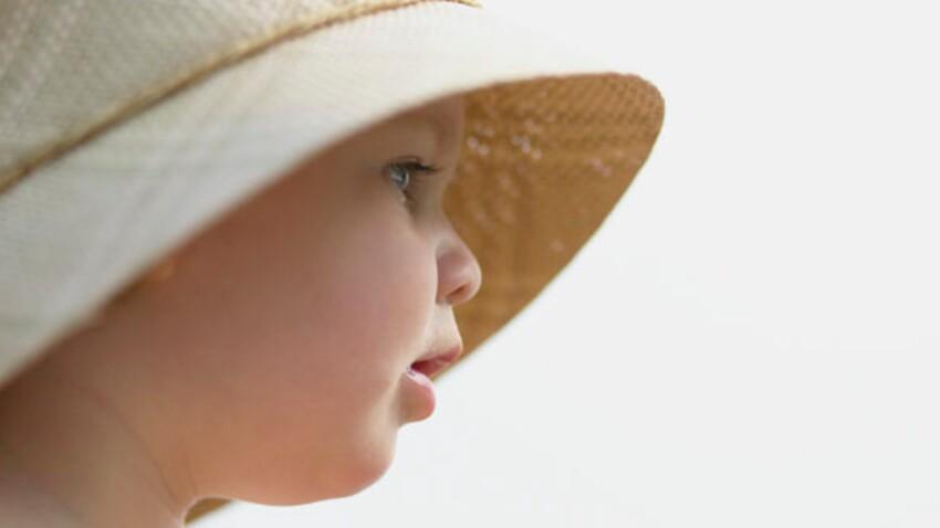Des idées de prénoms pour les bébés d'été