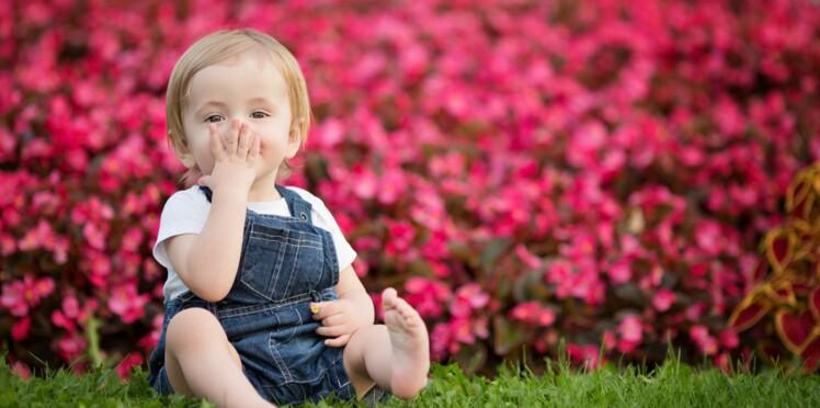 10 prénoms de fille pour le printemps