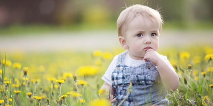 10 prénoms de garçon pour le printemps