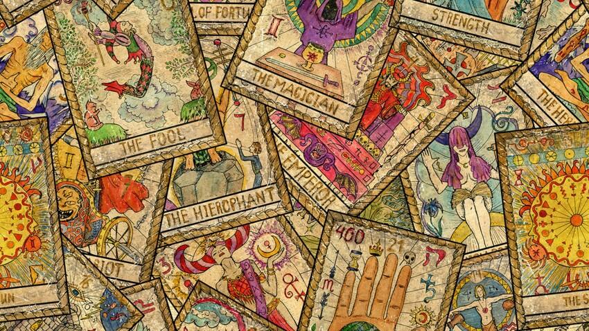 Oracle de Belline : explications et tirage de ce tarot divinatoire
