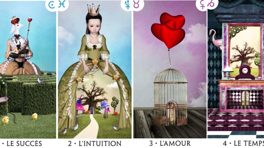Tarot divinatoire des planètes et tirage gratuit des éléments