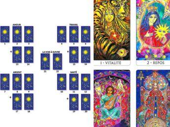 cfc9af187559e2 Comment lire l avenir avec un jeu de 32 cartes   Femme Actuelle Le MAG
