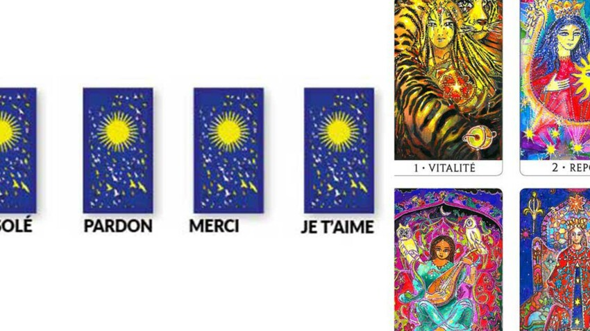 Tarot des énergies : le tirage ho'oponopono expliqué par Marc Angel