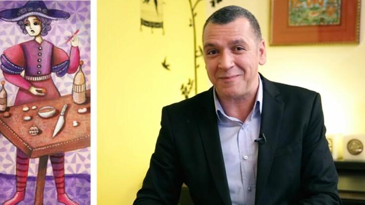 Tarot de Marseille : interprétez les lames avec Marc Angel