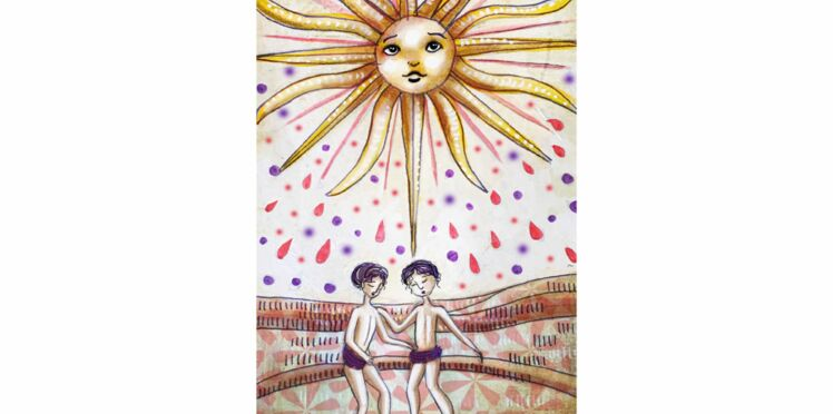 Tarot de Marseille : le Soleil
