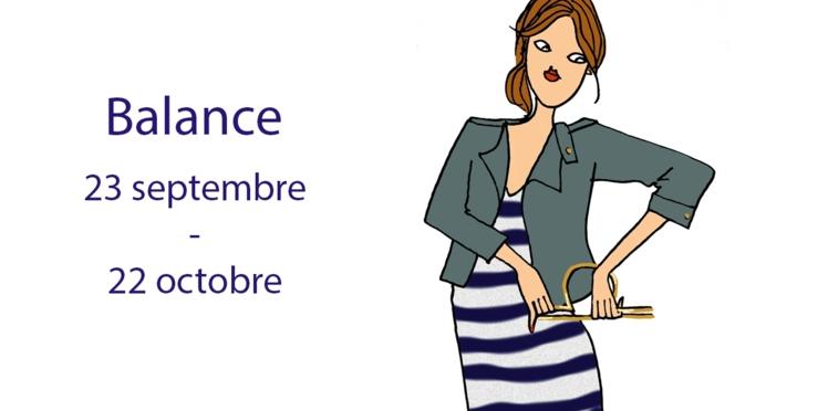 Portrait astrologique de Miss Balance