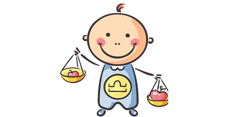 Bébé Balance : son profil astro par Marc Angel