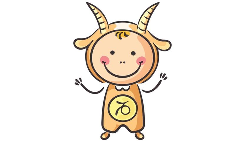 Horoscope du bébé Capricorne : son profil astro par Marc Angel