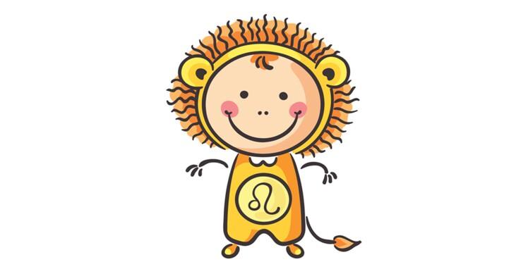 Bébé Lion : son profil astro par Marc Angel