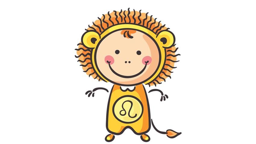 Horoscope du bébé Lion : son profil astro par Marc Angel