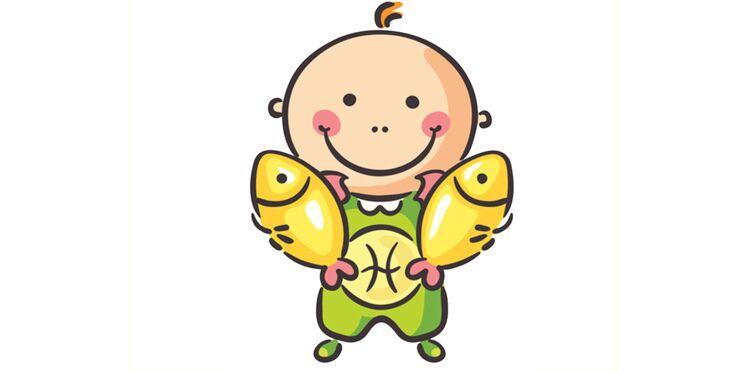 Bébé Poissons : son profil astro par Marc Angel