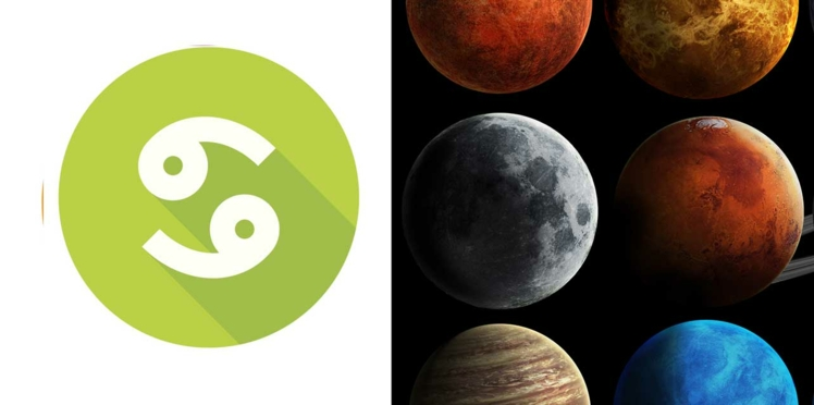Cancer : l'influence des planètes sur votre signe astrologique