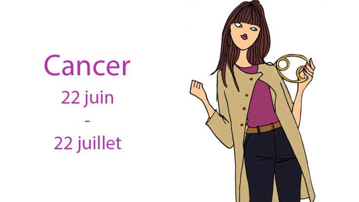 Portrait astrologique de Miss Cancer