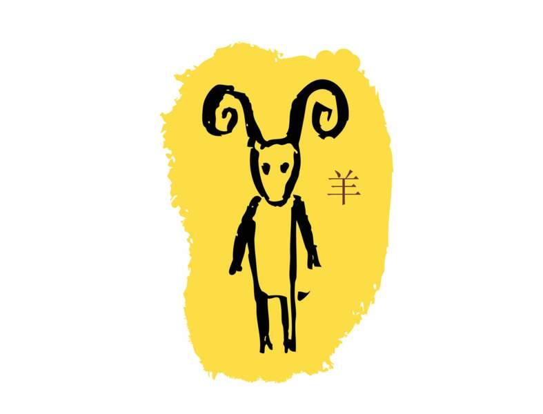Horoscope chinois 2016 : la Chèvre/le Mouton