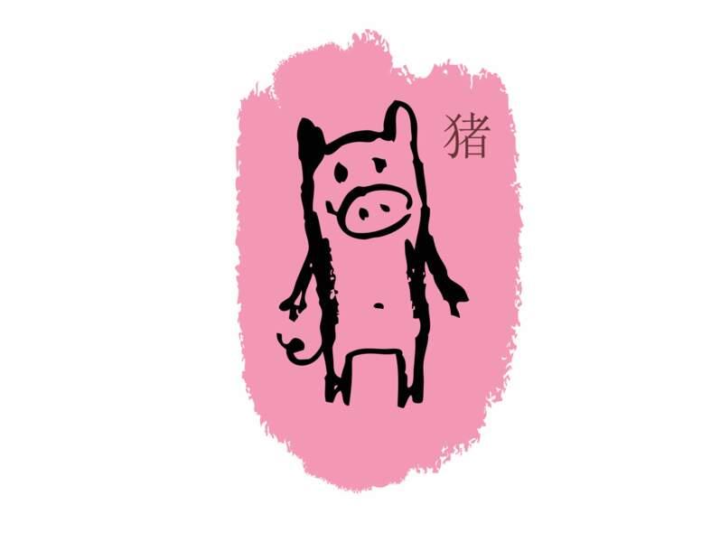 Horoscope chinois 2016 : le Cochon