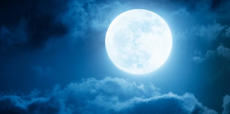 Exceptionnel : une autre Lune Bleue attendue le 31 mars