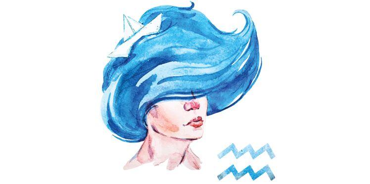 Horoscope 2017 de la femme et de l'homme Verseau, décan par décan