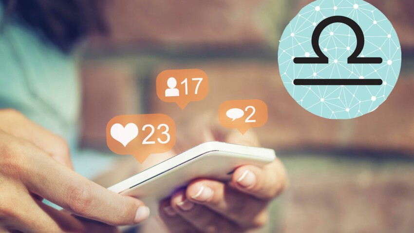 Horoscope 2018 : conseils façon Facebook pour le signe astrologique de la Balance