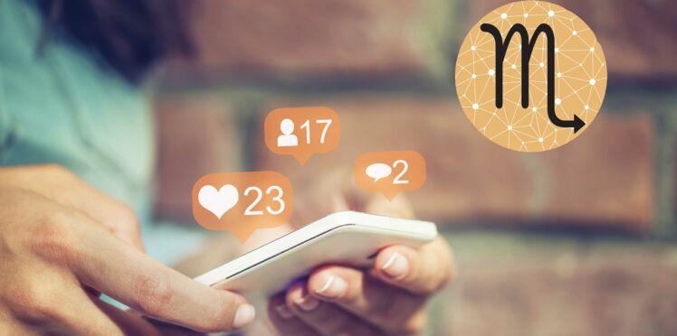 Horoscope 2018 : conseils façon Facebook pour le signe astrologique du Scorpion