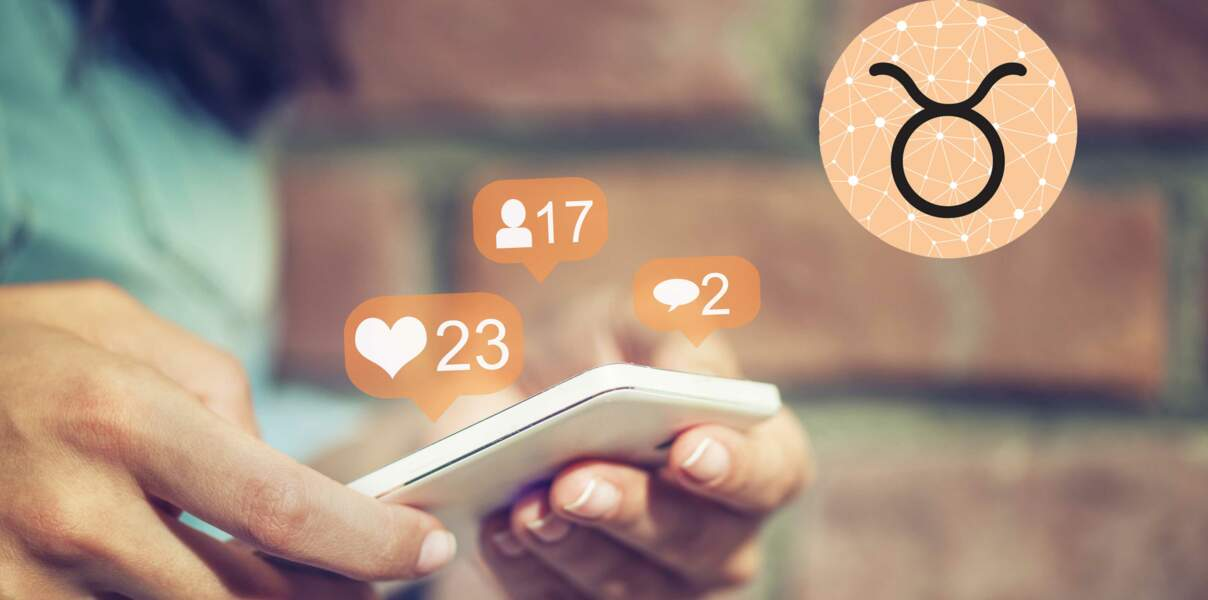 Horoscope 2018 : conseils façon Facebook pour le signe astrologique du Taureau