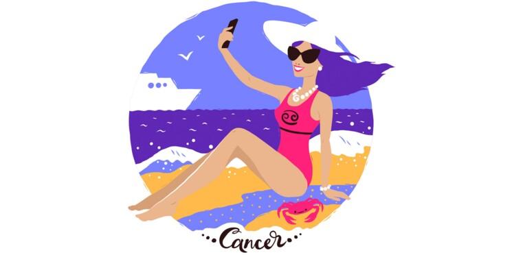 Horoscope 2018 gratuit du Cancer pour une année sereine