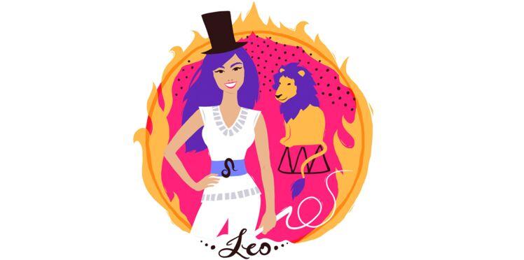 Horoscope 2018 gratuit du Lion pour une année sereine