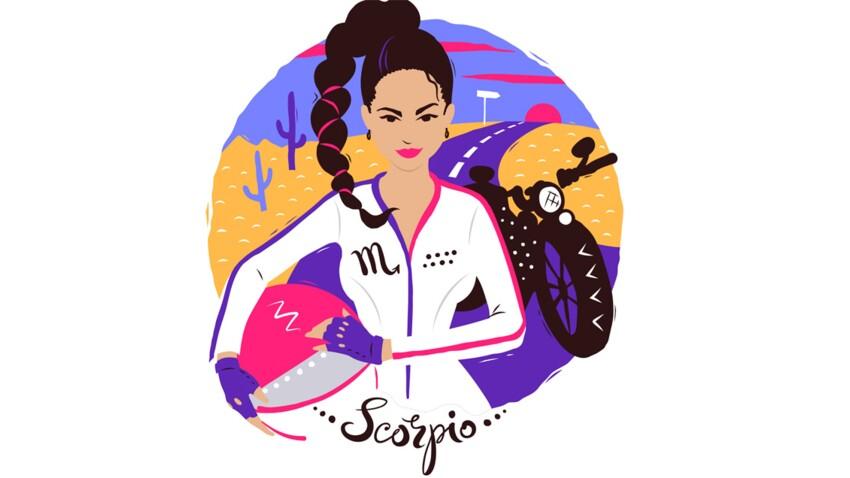 Horoscope 2018 gratuit du Scorpion pour une année sereine