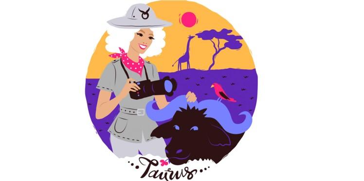 Horoscope 2018 gratuit du Taureau pour une année sereine