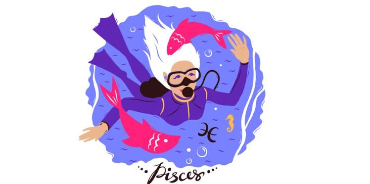 Horoscope 2018 gratuit du Poissons pour une année sereine