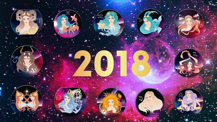 Horoscope 2018 : nos prévisions pour tous les signes astrologiques